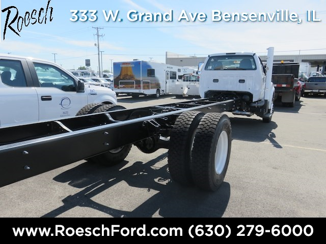 2018 F-650 Regular Cab DRW 4x2,  Cab Chassis #18-8401 - photo 1