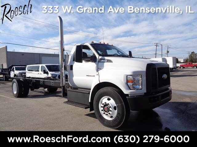 2018 F-650 Regular Cab DRW 4x2,  Cab Chassis #18-8402 - photo 3