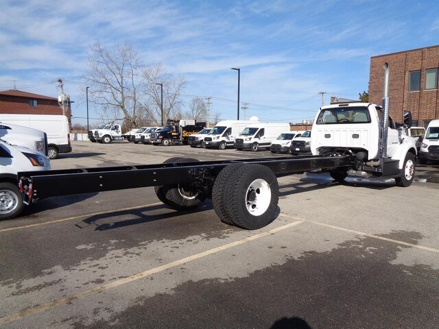 2018 Ford F-650 Regular Cab DRW 4x2, Cab Chassis #18-8403 - photo 1
