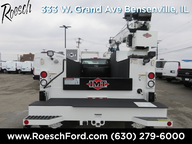 2019 F-550 Regular Cab DRW 4x2,  Iowa Mold Tooling Dominator I Mechanics Body #18-8443 - photo 6