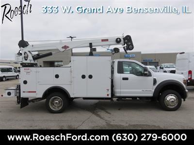 2019 F-550 Regular Cab DRW 4x2,  Iowa Mold Tooling Dominator I Mechanics Body #18-8443 - photo 26