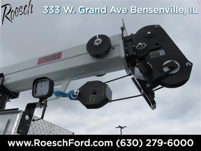 2019 F-550 Regular Cab DRW 4x2,  Iowa Mold Tooling Dominator I Mechanics Body #18-8443 - photo 10