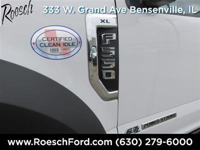 2019 F-550 Regular Cab DRW 4x2,  Iowa Mold Tooling Dominator I Mechanics Body #18-8443 - photo 32