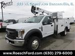 2019 F-550 Regular Cab DRW 4x2,  Iowa Mold Tooling Mechanics Body #18-8443 - photo 1