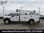 2019 F-550 Regular Cab DRW 4x2,  Iowa Mold Tooling Dominator I Mechanics Body #18-8443 - photo 5