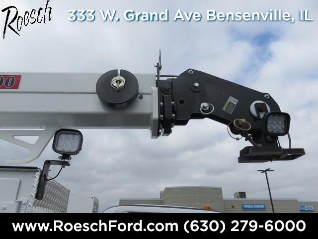2019 F-550 Regular Cab DRW 4x4,  Iowa Mold Tooling Dominator I Mechanics Body #18-8444 - photo 9