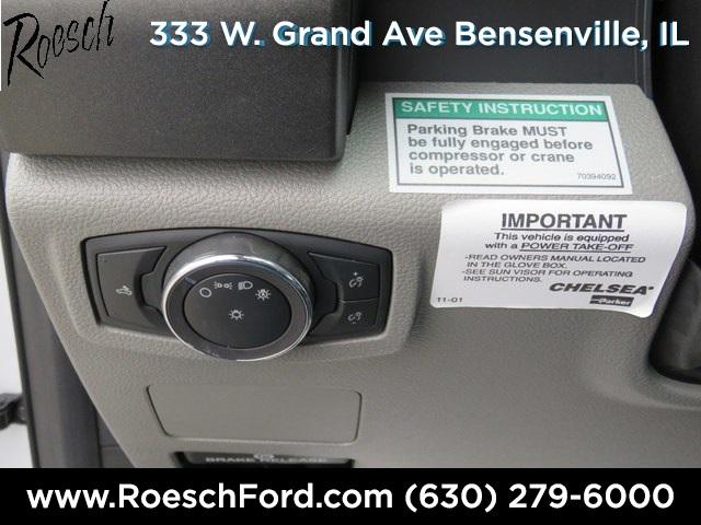 2019 F-550 Regular Cab DRW 4x4,  Iowa Mold Tooling Dominator I Mechanics Body #18-8444 - photo 26