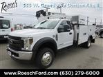 2019 F-550 Regular Cab DRW 4x4,  Iowa Mold Tooling Mechanics Body #18-8444 - photo 1