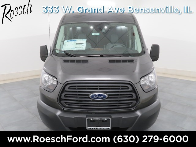 2018 Transit 250 Med Roof 4x2,  Empty Cargo Van #18-8630 - photo 4