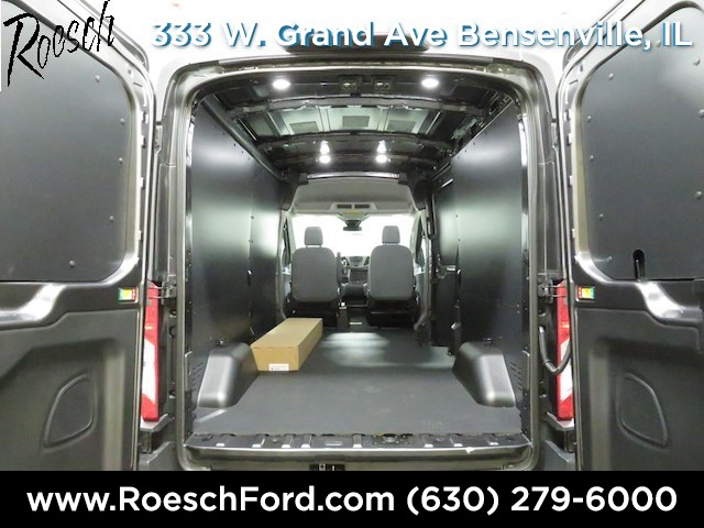 2018 Transit 250 Med Roof 4x2,  Empty Cargo Van #18-8630 - photo 2