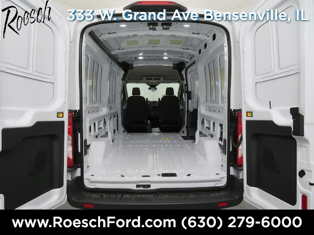 2018 Transit 250 Med Roof 4x2,  Empty Cargo Van #18-8631 - photo 2