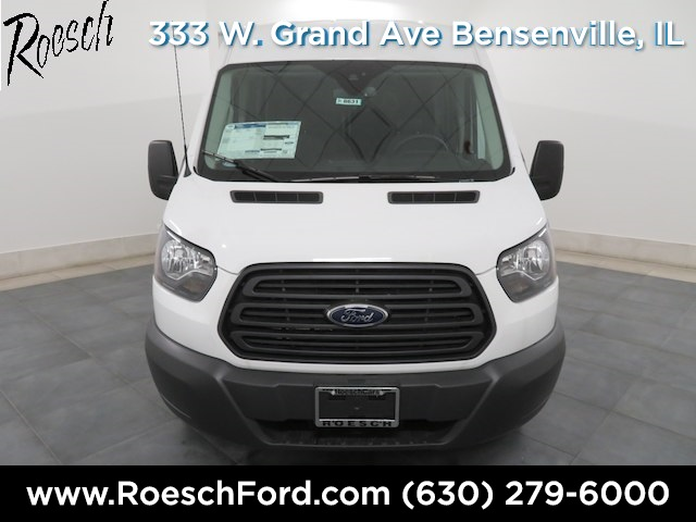 2018 Transit 250 Med Roof 4x2,  Empty Cargo Van #18-8631 - photo 4