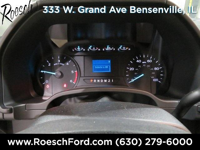 2019 F-450 Regular Cab DRW 4x2,  Monroe Versa-Line Stake Body Stake Bed #18-8830 - photo 14
