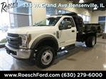 2019 F-450 Regular Cab DRW 4x2,  Monroe Dump Body #18-8832 - photo 1
