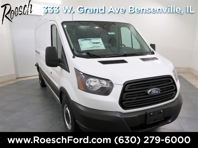2019 Transit 250 Medium Roof 4x2,  Empty Cargo Van #18-9015 - photo 3