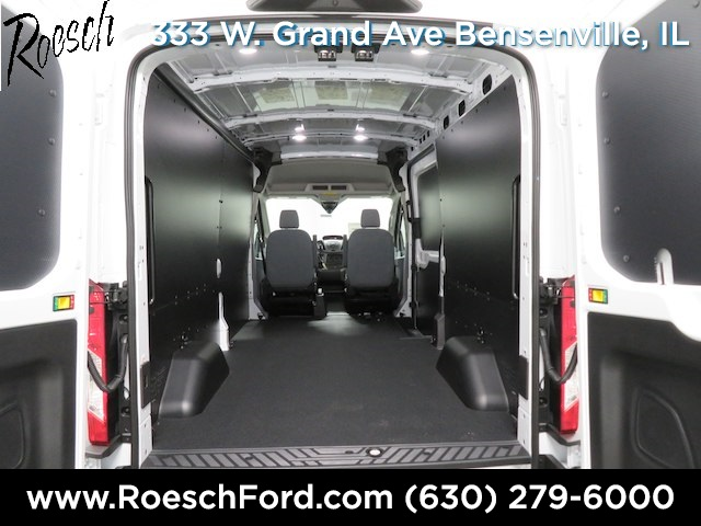 2019 Transit 250 Medium Roof 4x2,  Empty Cargo Van #18-9015 - photo 2