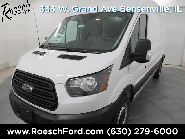 2019 Transit 250 Med Roof 4x2,  Empty Cargo Van #18-9016 - photo 1