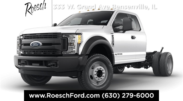 2019 F-450 Super Cab DRW 4x2,  Cab Chassis #18-9030 - photo 3