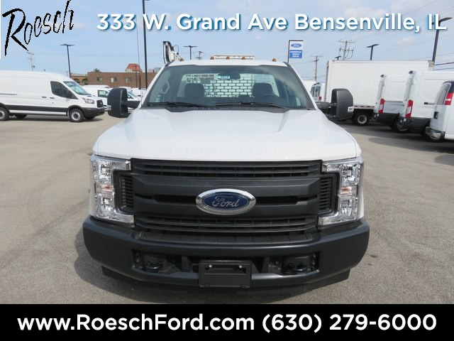 2019 F-350 Regular Cab DRW 4x2,  Stahl Challenger ST Service Body #18-9033 - photo 4