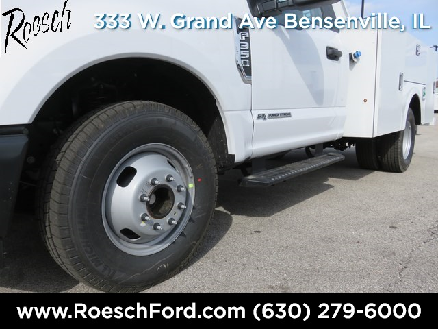 2019 F-350 Regular Cab DRW 4x2,  Stahl Challenger ST Service Body #18-9033 - photo 26