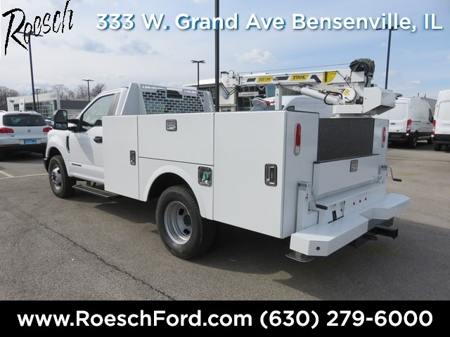 2019 F-350 Regular Cab DRW 4x2,  Stahl Service Body #18-9033 - photo 1