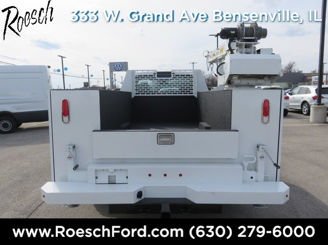 2019 F-350 Regular Cab DRW 4x2,  Stahl Challenger ST Service Body #18-9033 - photo 6