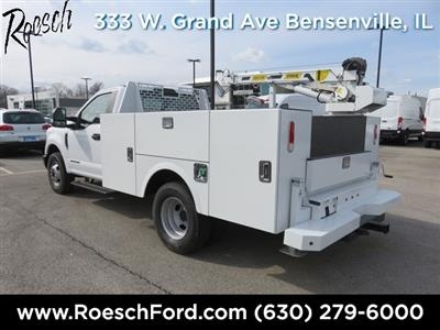 2019 F-350 Regular Cab DRW 4x2,  Stahl Challenger ST Service Body #18-9033 - photo 2