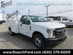2019 F-350 Regular Cab DRW 4x2,  Stahl Challenger ST Service Body #18-9033 - photo 3