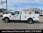 2019 F-350 Regular Cab DRW 4x2,  Stahl Challenger ST Service Body #18-9033 - photo 5