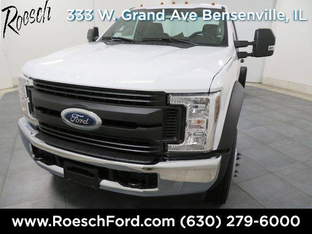 2019 F-450 Regular Cab DRW 4x2,  Cab Chassis #18-9042 - photo 1