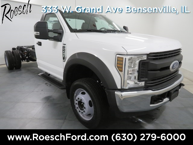 2018 F-450 Regular Cab DRW 4x2,  Cab Chassis #18-9051 - photo 1