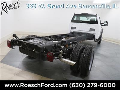 2018 F-450 Regular Cab DRW 4x2,  Cab Chassis #18-9051 - photo 12