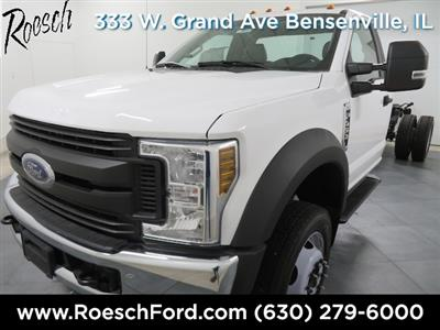 2018 F-450 Regular Cab DRW 4x2,  Cab Chassis #18-9051 - photo 3