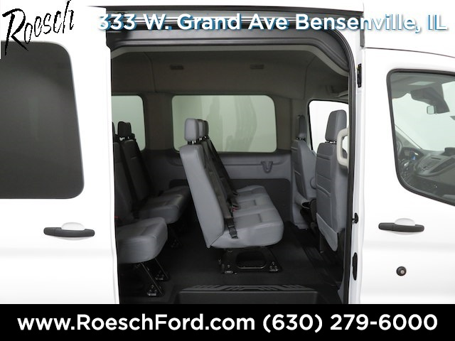 2019 Transit 350 Med Roof 4x2,  Passenger Wagon #18-9061 - photo 23