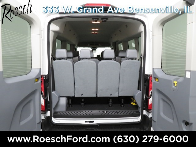 2019 Transit 350 Med Roof 4x2,  Passenger Wagon #18-9061 - photo 25