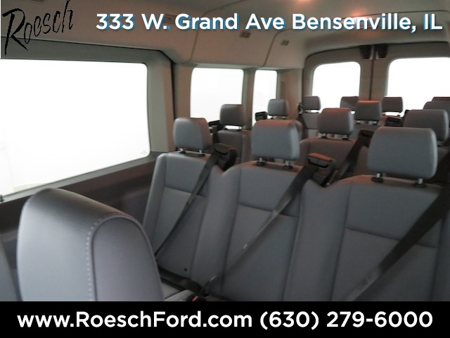 2019 Transit 350 Med Roof 4x2,  Passenger Wagon #18-9061 - photo 6