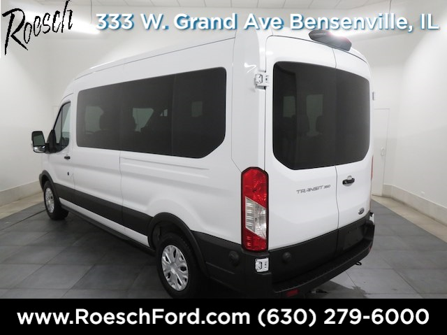 2019 Transit 350 Med Roof 4x2,  Passenger Wagon #18-9061 - photo 2