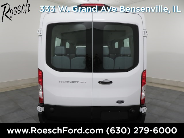 2019 Transit 350 Med Roof 4x2,  Passenger Wagon #18-9062 - photo 13