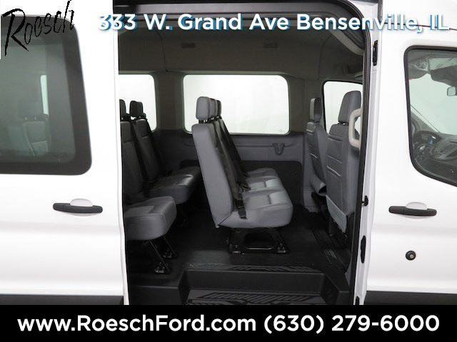 2019 Transit 350 Med Roof 4x2,  Passenger Wagon #18-9062 - photo 24