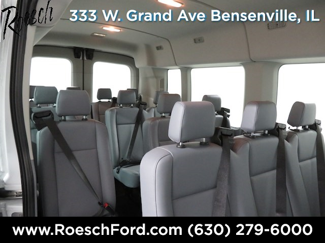 2019 Transit 350 Med Roof 4x2,  Passenger Wagon #18-9062 - photo 26