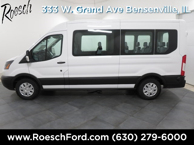 2019 Transit 350 Med Roof 4x2,  Passenger Wagon #18-9062 - photo 7
