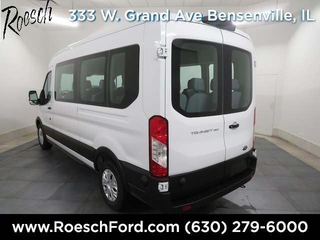 2019 Transit 350 Med Roof 4x2,  Passenger Wagon #18-9062 - photo 1