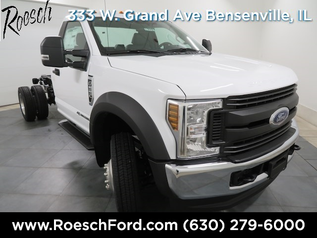 2019 F-550 Regular Cab DRW 4x4,  Cab Chassis #18-9068 - photo 3