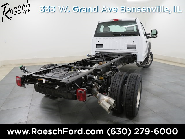2019 F-550 Regular Cab DRW 4x4,  Cab Chassis #18-9068 - photo 10