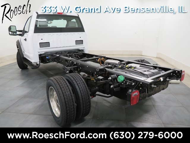 2019 F-550 Regular Cab DRW 4x4,  Cab Chassis #18-9068 - photo 2
