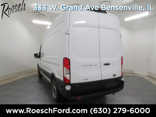 2019 Transit 250 High Roof 4x2,  Empty Cargo Van #18-9074 - photo 10