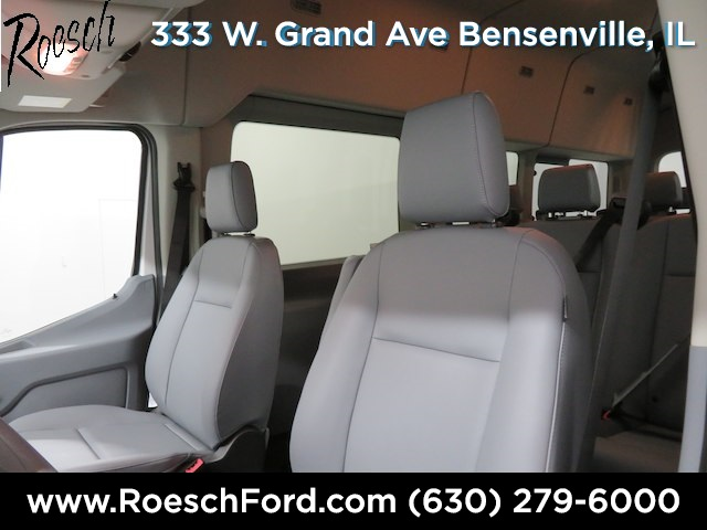 2019 Transit 350 HD High Roof DRW 4x2,  Passenger Wagon #18-9078 - photo 6