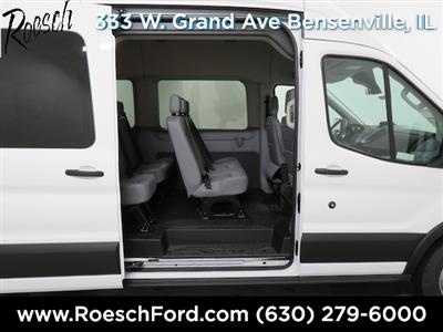 2019 Transit 350 HD High Roof DRW 4x2,  Passenger Wagon #18-9078 - photo 15