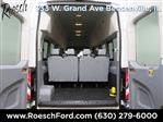 2019 Transit 350 HD High Roof DRW 4x2,  Passenger Wagon #18-9078 - photo 13