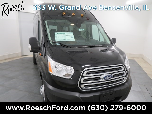 2019 Transit 350 HD High Roof DRW 4x2,  Passenger Wagon #18-9080 - photo 3